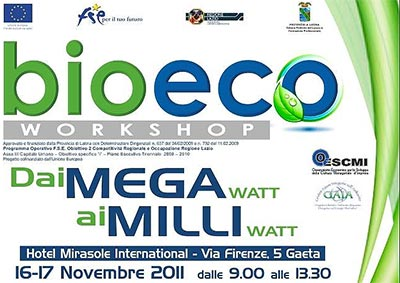 locandina workshop bioeco